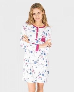 camisola-mujer-algodon-flores