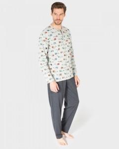 pijama-hombre-guitarras
